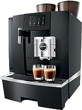 Jura GIGA X8 Automatic Coffee Machine, Aluminium Black