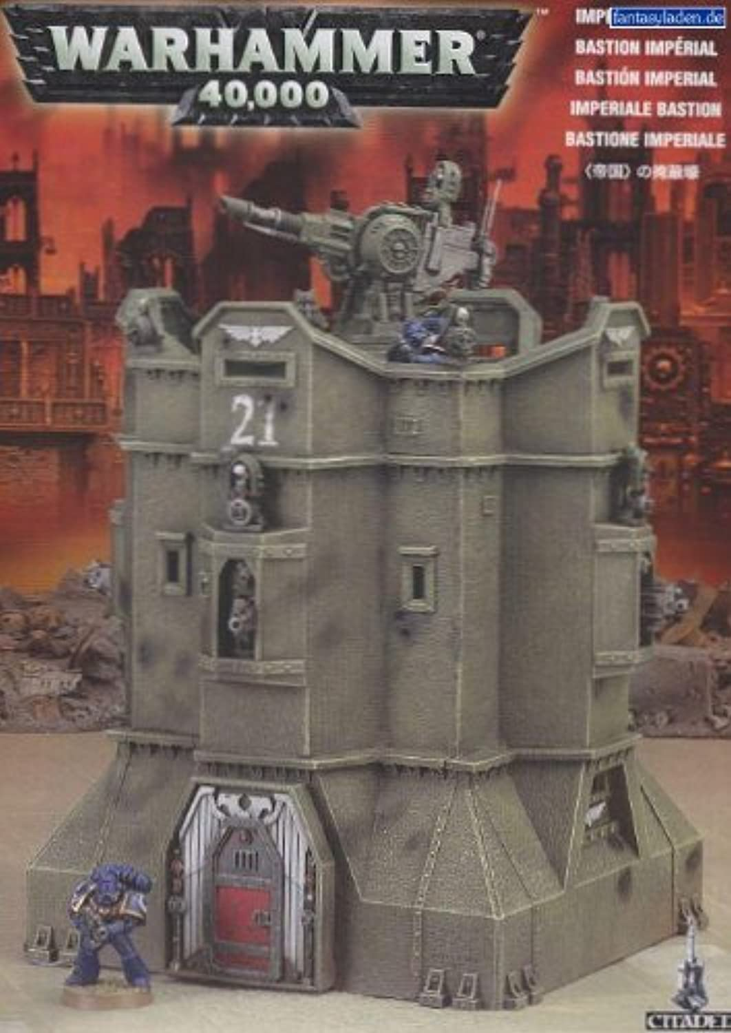 Games Workshop 99120199047Imperial Bastion
