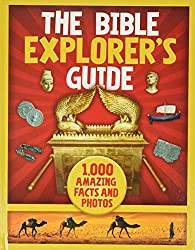 Review of kids books from Zondervan The Bible Explorers Guide