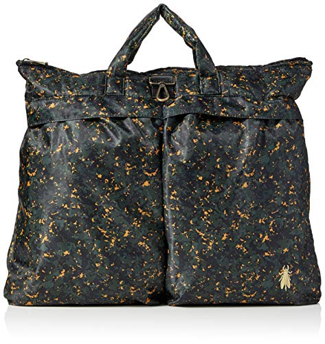 Fly London ACES705FLY, Bolso de mano para Mujer, Camuflaje De Nylon, One Size
