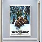 Liuqidong Cuadro de Arte de Pared The Molly Maguires Classic Movie HD Poster Art Decoración del hogar 60x90cm