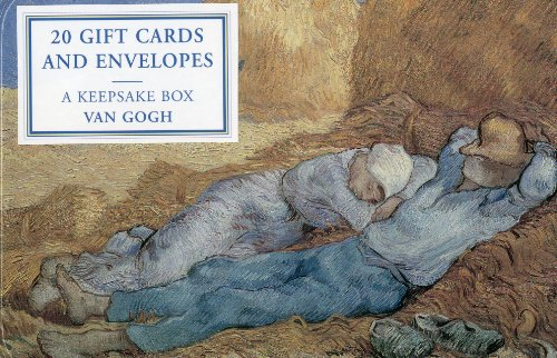 Van Gogh Tinbox: Haystacks (Keepsake Box)