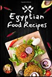 Egyptian Food Recipes blank custom cookbook Journal Notebook / Journal Logbook 6x9 with 120 Pages  Cookbooks, Food: Egyptian Cooking, Food  Chefs ... recipes perfect gift Blank recipes cookbook