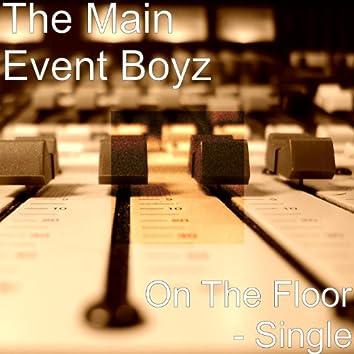 On the Floor - Single