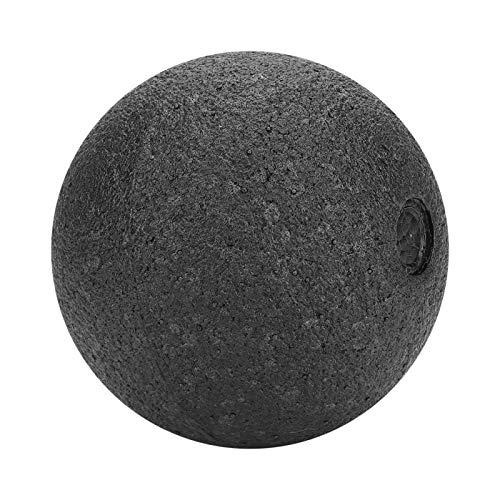 Herramienta de Masaje de Espuma - EPP Yoga Foam Roller Massage Ball Set Point Herramienta de Alivio del estrés Muscular Corporal(Negro)