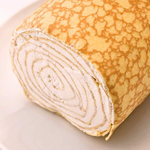 FLAVORS (フレーバーズ)年間10回以上食べる方続出のミルクレープロール! お口の中にクリームがとろけて至福のひとときをお約束!