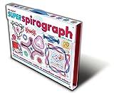 SPIROGRAPH - SUPER KIT - Contient plus de 75 pièces dont 1 surprise