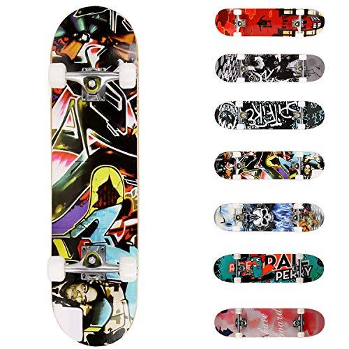 "WeSkate Completo Skateboard 31""x8"" 7"