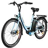 BIKFUN Bicicleta eléctrica