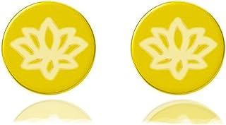 AONED خاتم من الفضة الاسترليني حامل قلادة هدايا للنساء، سلسلة قابلة للتعديل 18.5 بوصة (عقد الخواتم الحجم 5-9)