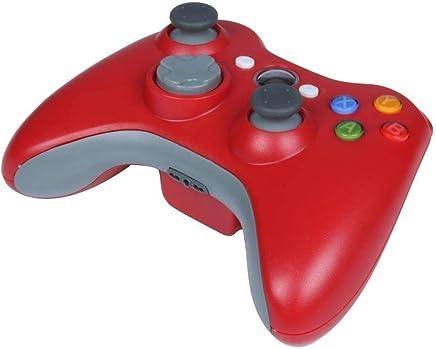 Mando Xbox 360, STOGA Xbox 360 Controlador Inalámbrico Nuevo Pad a Diatancia Controlador de Juego para Microsoft Xbox 360 PC Windows 7 XP whit Joypad