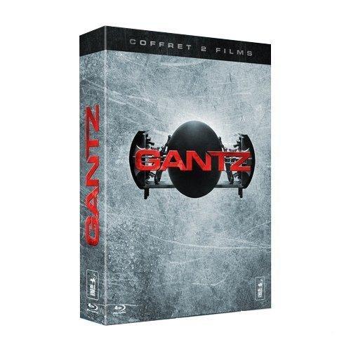 Gantz + Gantz 2 : Revolution - coffret 2 Blu-ray