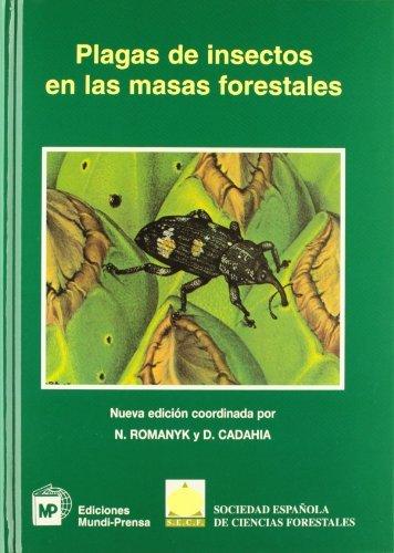 Plagas de insectos en las masas forestales (Patología Vegetal)