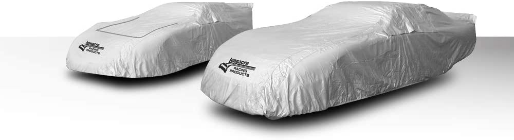 Longacre 52-11150 Race We OFFer at cheap prices Car Cover Model Asphalt Late Free Shipping Cheap Bargain Gift Style