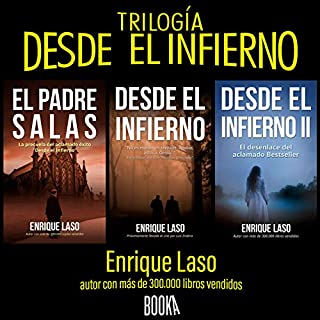 "Trilogía: ""Desde el Infierno"" [Trilogy: ""From Hell""] audiobook cover art"