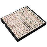 LMDH Tratamiento Resistencia de ajedrez de Madera Grande de Madera Natural del Grano grieta de ajedrez Estudiante Formación de ajedrez Chino Creativo Juegos Tradicionales de ajedrez
