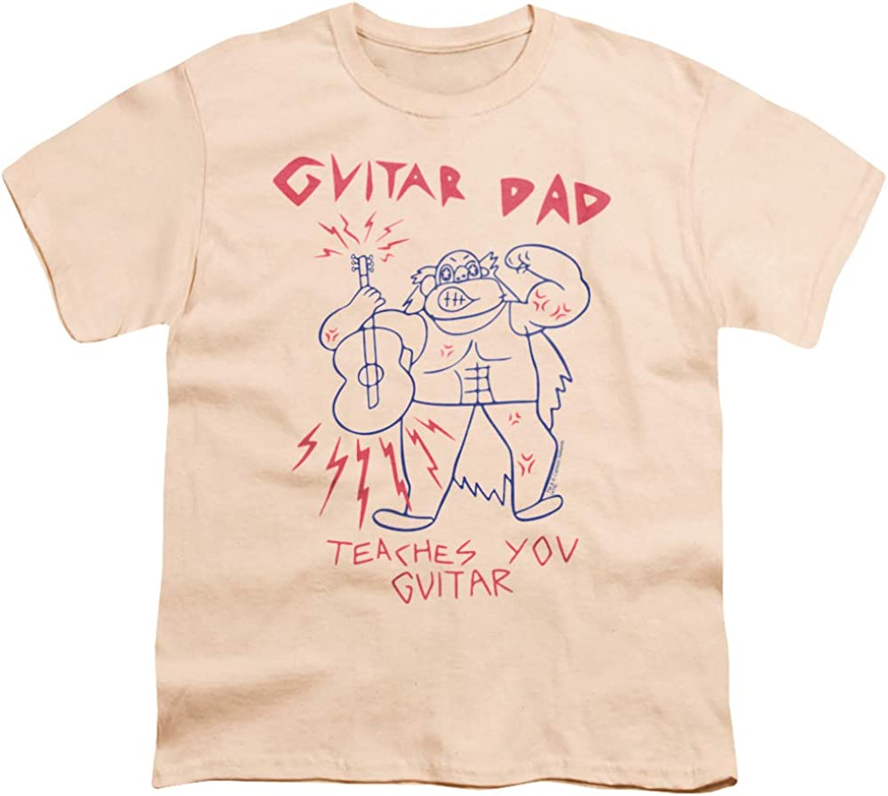 Steven Universe Guitar Dad Unisex Youth T Shirt