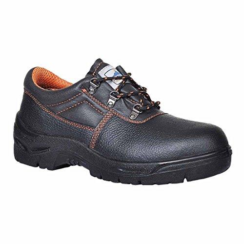 Portwest FW41 talla 36 color Negro Zapato de seguridad mujeres 36//3
