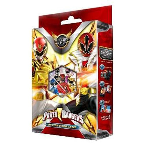 Jeu de Cartes - Power Rangers - Universe Of Hope Starter Deck - 23848