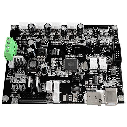 DERUC Geeetech GT2560_V4.1B Scheda di controllo con driver TMC 2208 32 bit Silent scheda madre per stampante 3D A10