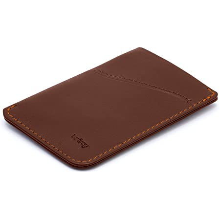 Cartera de Piel Bellroy para Hombre Card Sleeve Cocoa