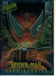 1995 Fleer Ultra Marvel Spider-Man Masterpieces Card #4 : Spider-Man