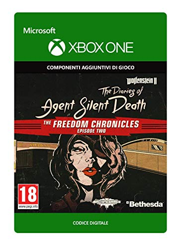 Wolfenstein II: The New Colossus: The Diaries of Agent Silent Death   Xbox One - Codice download