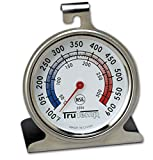 Taylor Precision Oven Dial Thermometer New 2.5' Stainless Steel (2-Pack)