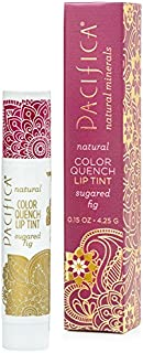 Pacifica Beauty Color Quench Lip Tint - Sugared Fig