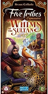 Fantasy Flight Games Five Tribes: Whims of the Sultan Expansion Board Games [並行輸入品]