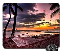 ハンモックマウスパッド、マウスパッド(Beaches Mouse Pad)