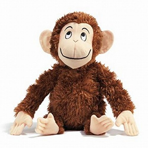 Kohls Cares Hand Hand finger Thumb Monkey Stuffed Animal Plush Pal
