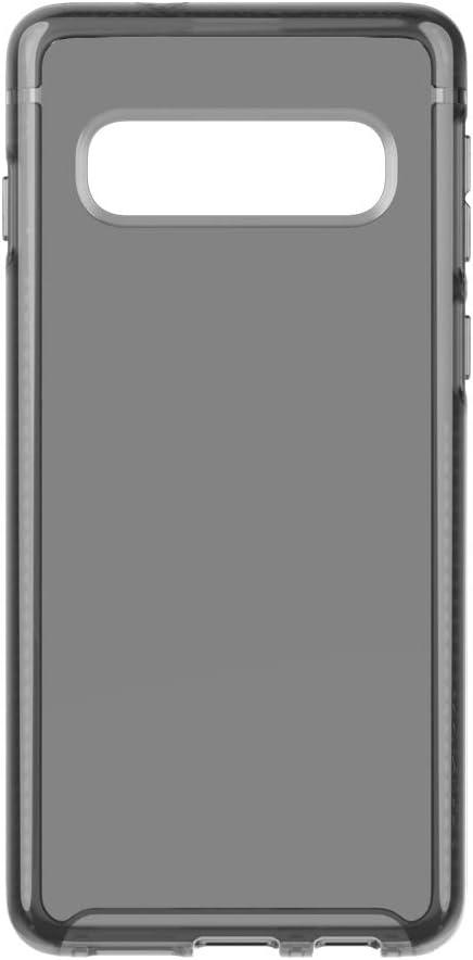 tech21 Enterprises Protective Samsung Galaxy S10E Case Slim Tinted Back Cover - Pure Tint - Carbon, T21-6893