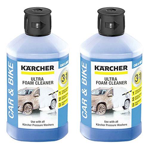 Kärcher 2 x RM 615 Ultra Foam Cleaner 1000 ml