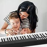 Zoom IMG-1 goplus pianoforte elettronico con 88