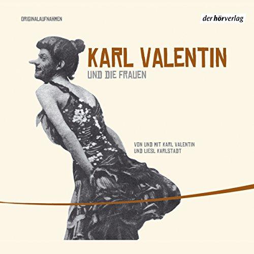Karl Valentin und die Frauen (Valentin-Edition 3) Titelbild