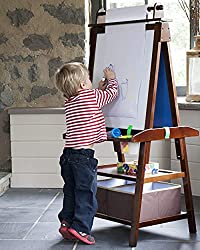 Best Classroom Easels - Little Partners 2-Sided A-Frame Art Easel Review