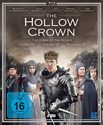 The Hollow Crown - The War of the Roses [Blu-ray]