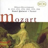 Mozart;Wind Divertimenti