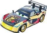 Cars 2 Disney Coche Carbon Miguel Camino (Mattel DHM79)