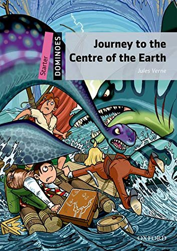 Journey to the Centre of the Earth With Mp3 - 2Nd Ed