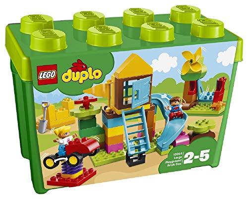 """『レゴ(LEGO) デュプロ みどりのコンテナスーパーデラックス """"おおきなこうえん"""" 10864』の1枚目の画像"""