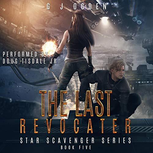 The Last Revocater cover art