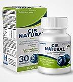 Cisnatural - Arándano americano, Salvia y Vitamina C - Eficaz para Infecciones...