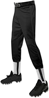 Champro Performance Pull-up Baseball Pant With Belt Loops Youth