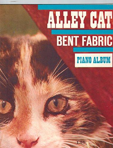 Alley Cat Bent Fabric Piano Album
