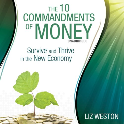 The 10 Commandments of Money audiobook cover art