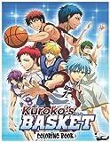 Kuroko's Basket Coloring Book: Kuroko No Basket Popular Sport Manga...