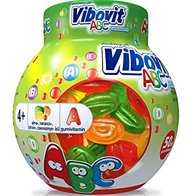 Vibovit ABC Gums for Child from 4 to 12 Years