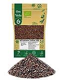 BIO Senfsamen Senfkörner Senfsaat Senf Samen | braun schwarz | ganz | BIO-Qualität | Senf-Gewürz | Indische Asiatische Küche 200g